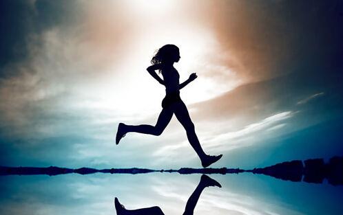儿童跑步ps素材