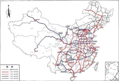 横穿内蒙古,呼和浩特市,包头市,巴彦淖尔市,乌海市,乌兰察布市为该