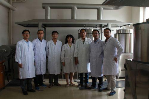 内蒙古稀土(集团)公司博士后工作站工作人员照片1