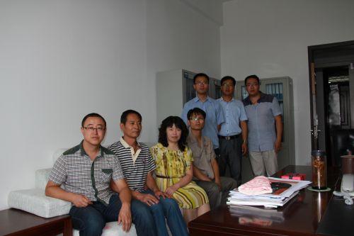 内蒙古稀土(集团)公司博士后工作站工作人员照片2
