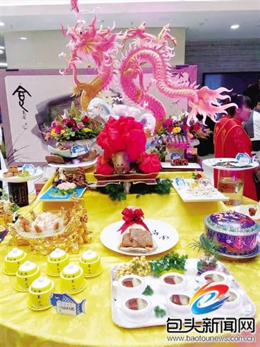 Baotou first cooking skills competition held3