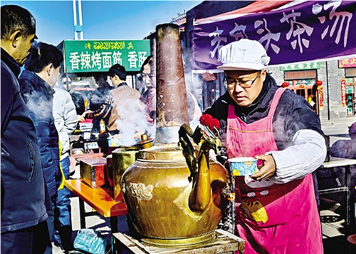 Baotou snacks win national recognition2