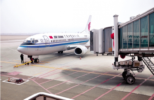 Baotou Airport records rising passenger numbers