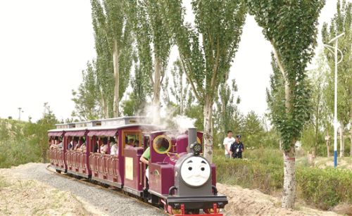 Baotou marks new progress in 'all-for-one' tourism2