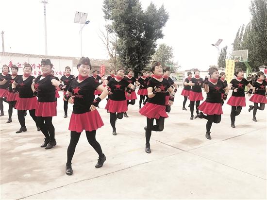 广场舞比赛