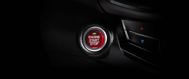 一键启动很多车有,一按到底还是分段按?