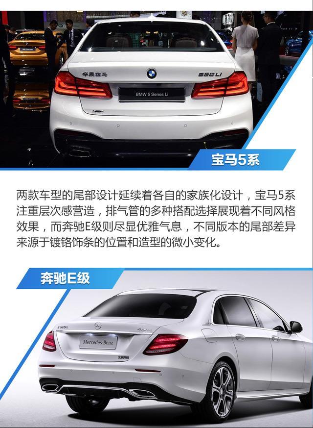 全新宝马5系Li今日上市 全方位pk奔驰新E级