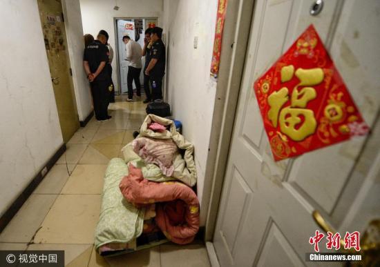 北京全面整治拆除群租房。(资料图)
