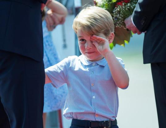 英国乔治小王子新学校安保措施遭质疑 市民随意进出还能拍个照