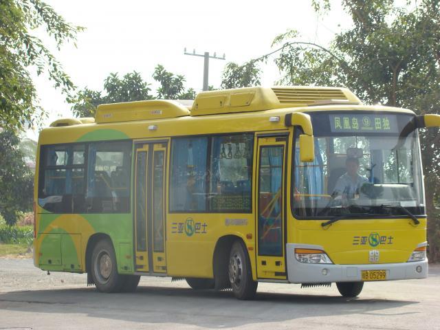 3条城际旅游公交线路为三亚火车站至保亭七仙岭温泉度假酒店,三亚火车