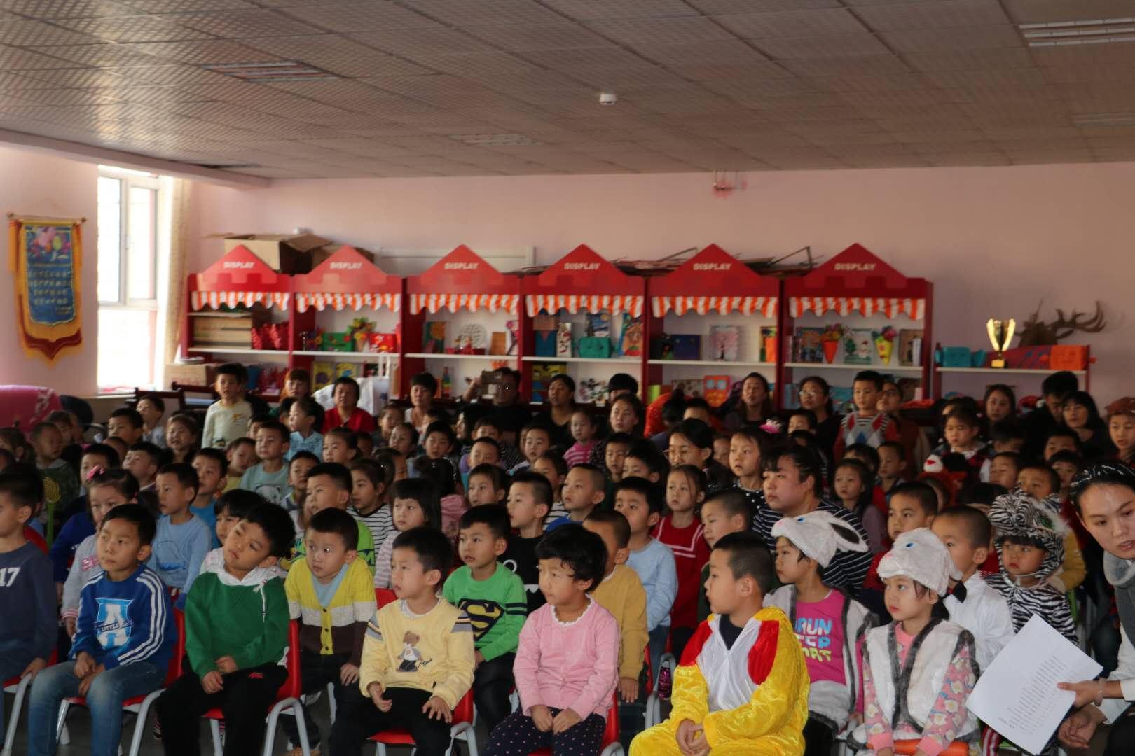 博雅民族幼儿园幼儿故事大赛亮出风采