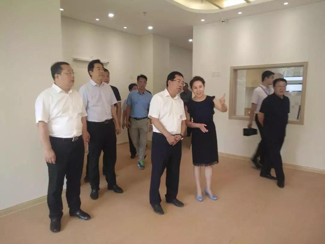 区委书记郭文焕带队调研新世纪民族幼儿园第五园 推进