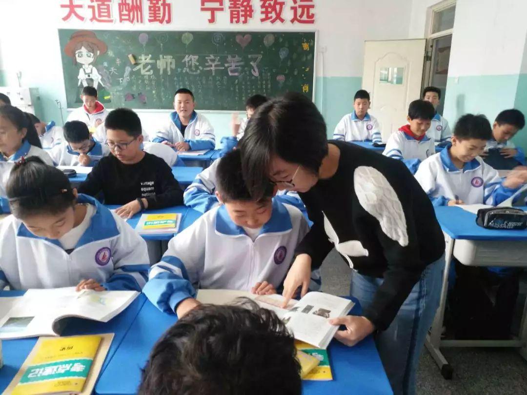 包头市优秀班主任闫景乐:静心教书潜心育人猴过初中的的诗句关于学图片