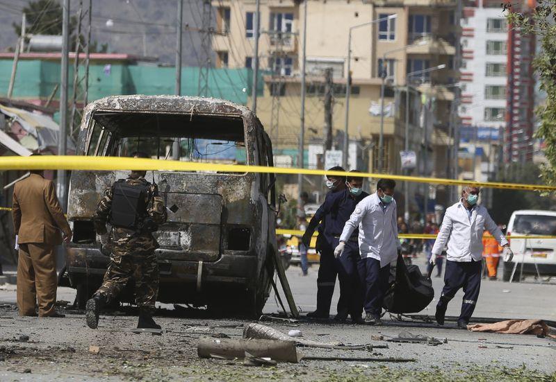 阿富汗首都发生汽车爆炸致5死