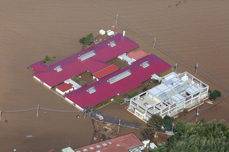 川越 台風