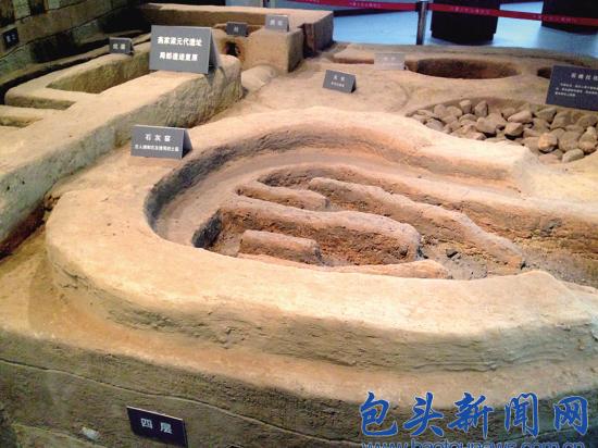 509处旗级文物保护单位,在达茂旗,这么多的文物保护单位要靠4名文物